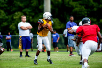 Southern Durham, Riverside and Seventy First Scrimmage