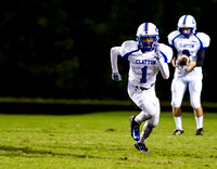 Olen C. Kelley III's coverage from the Clayton Comets and Knightdale Knights football game