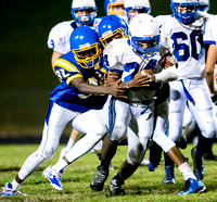 Olen C. Kelley III's coverage of the Clayton Comets and Garner Trojans JV football game