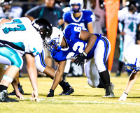 Olen C. Kelley's coverage of the JV West Johnston Wildcats and Clayton Comets football game