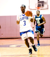 Olen C. Kelley III's coverage of the Clayton Comets and Smithfield Selma (SSS) boys Varsuty basketball team
