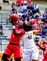 Olen C. Kelley III's coverage of the Taft Lady Raiders vs Brennan Lady Bears during a girls basketball game