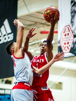Olen C. Kelley III's coverage of the Adidas Gauntlet Dallas 2016