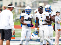 OK3Sports coverage of the Clemens Football Spring football game