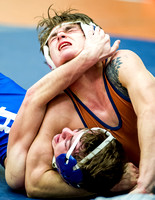 OK3Sports coverage of the 2017 UIL Region 4-6A  Boys and Girls Wrestling meet