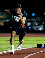 Northside 8 No.2 Boys and Girls Track and Field meet  23-Feb-17