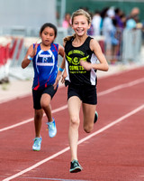 OK3Sports coverage of AAU Track and Field practice meet