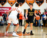 High School Basketball: OK3Sports coverage of the boys varsity basketball game featuring the Centerville Elks and the Beavercreek Beavers