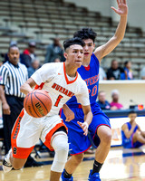 High School Basketball: OK3Sports coverage of the high school basketball game featuring Jefferson Mustangs and the Burbank Bulldogs