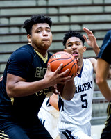 OK3Sports coverage of the SAISD Varsity Boys basketball tournament featuring The Sinthson Valley Rangers vs The Edison Golden Bears