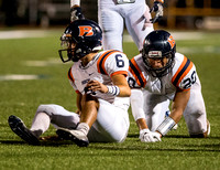 OK3Sports coverage of the Brandeis Broncos and Marshall Rams High School Football game