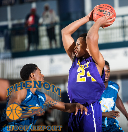 Olen C. Kelley III's coverage of the Phenom National Showcase