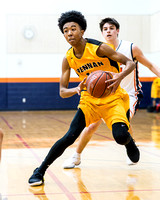 JV Brandeis vs Brennan BBB, 08-Dec-17