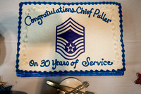 Chief D. Puller Retirement Ceremony