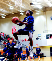 Olen C. Kelley III's coverage of the O'Conner Panthers vs Brennan Bears boys basketball game