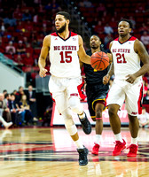 Olen C. Kelley's coverage of the NC State and Winthrop