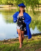 Aaliyah Cap and Gown 30-May-17