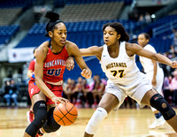 OK3Sports coverage of the 2016-17 UIL Girls State Basketball Championships IV-6A game featuring The Duncanville Panthers vs The Cypress Ranch Mustangs