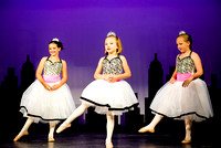 In My Daughter's Eyes Minis Ballet