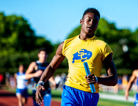 Olen C. Kelley III's coverage of the Alamo Heights Track & Field