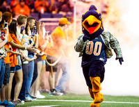 OK3Sports coverage of the NCAA football game featuring The UTSA Roadrunners vs The Southern Miss Golden Eagles