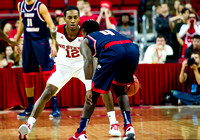 Olen C. Kelley III's coverage of the NC State feat. Southern Alabama men's basketball