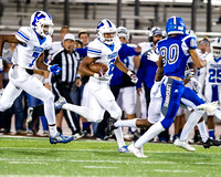 High School Football: OK3Sports coverage of the Yoakum Bulldogs and the George West Longhorns